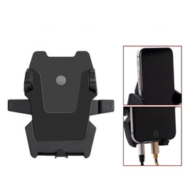 Wholesale Retail Clamps - Car Mount Universal Windshield Dashboard Mobile Phone Holder with Strong Suction Cup X Clamp for IPhone 7 plus Samsung S8 retail package