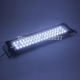 Wholesale Best Aquarium Led Lights - Free Shipping !!! AQUARIUM LED LIGHT FRESHWATER TROPICAL FISH HI LUMEN LIGHT Your Best Choice Energy saving