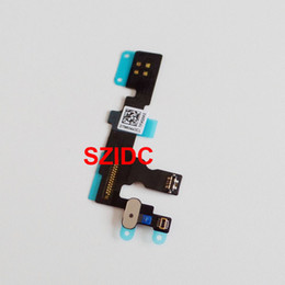 Wholesale Watch Switches - 50pcs lot Original New Power Button Switch On Off Flex Cable Ribbon Replacement Part For Apple Watch 42mm Wholesale