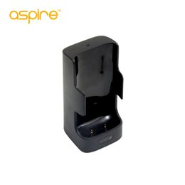 Wholesale Original Dock - Free shipping DHL Aspire Breeze Charger Dock PCC ecigarette power bank for aspire breeze 100% Original