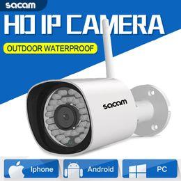 Wholesale Surveillance Cameras Indoor Bullet - Outdoor IP Camera Waterproof Wireless 960P IP66 Bullet P2P Surveillance Cameras ONVIF CCTV Security Infrared Night Vision
