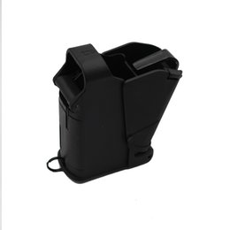 Wholesale New Black MagLula UpLULA Universal Pistol Magazine Speed Loader mm to ACP Hight Quality
