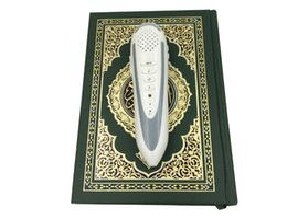 Wholesale Digital Quran Reader - Wholesale-Best quality PQ15 pen quran Reader player voice islamic multi-translation al quran digital read pen fast freee shipping