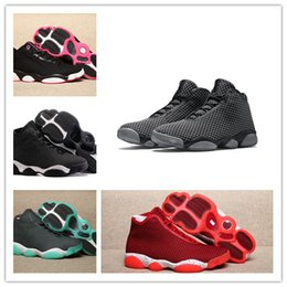 the latest 0b9da 94587 horizon shoes 2019 - Wholesale New cheap 13 XIII Future Horizon PRM PSNY  black Men Basketball