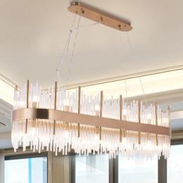 postmoderno llev lmpara colgante llev candelabros nuevo diseo elipse ronda creativo colgante luces restaurante villa escalera dplex hotel hall