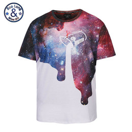 Wholesale Purple People - 2017 new big size pulling milk loose t-shirts high quality fat peoples casual sweatshirts 3d print o-neck large t-shirts mens loose tees