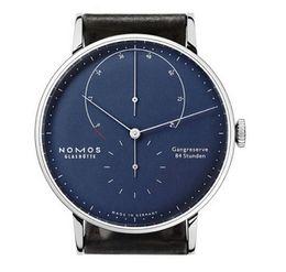 Wholesale Quartz Movt - NOMOS Luxury Brand Date Japan Movt Men Quartz Casual Watch Army Military Sports Watch Men Watches Male Leather Clock 2017