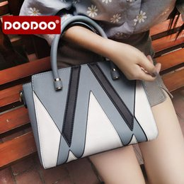 Wholesale Small Mail Packages - 100% genuine leather handbag 2017 new handbags package free mail star with leather handbag