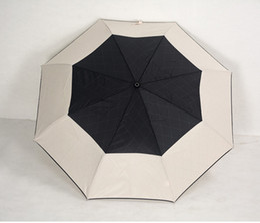 Wholesale uv parasols - High Quality Camellia Umbrella Women Fashion 3 Fold Umbrellas Automatic Camellia Flower Parasol Sunshade Rain UV Bumbershoot