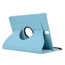 Wholesale galaxy tab stylus - For Samsung Galaxy Tab S3 9.7 inch T820 T825 Case 360 Degree Rotating Leather Cover with Stand + Stylus Pen 100pcs
