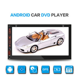 Wholesale Dvd Navigation Radio - 7 inch Nissan Volkswagen Honda TOYOTA general metal frame Android car navigation integrated machine car DVD radio car player