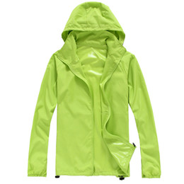 Wholesale North Face 3xl Jacket - 2017 North Summer New Brand Women's Men's Fast drying Outdoor Casual Sports Waterproof UV Jackets Coats Face Windbreaker Black White