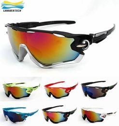 Wholesale Bicycle Frames Mtb - Full Frame Cycling Sunglasses Mountain Road Bike Cycling Glasses UV400 MTB Sport Bicycle Goggles Oculos Ciclismo Jawbreaker Cycling Eyewear