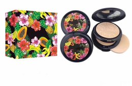 Wholesale Oil Decking - NEW Fruity Juicy Collection Face Powder Double-deck 3 color DHL