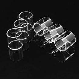 Wholesale Nano V3 - Subvod-c Minos TFV8 Big Baby Billow V2.5 VAPE PEN 22 Obs Crius Plus Melo 3 Nano Merlin Mini Goblin Mini v3 Pyrex Replacement Glass Tube