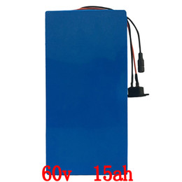 Wholesale Bike Tricycles Electric - 60V 15AH electric bike battery lithium battery power battery for motor tricycle,with charger