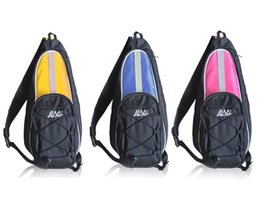 Wholesale Cycling Messenger Bags - Wholesale- 41X18cm Unisex Multipurpose Sling Bag Outdoor Cycling Shoulder Bag Nylon Messenger Bag for Outdoor Sports