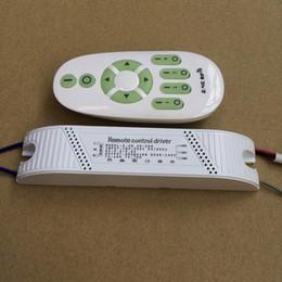 Levou alimentação do driver 36w on-line-30-36 W Condutor de escurecimento Electrodeless 180-265 2.4G controle remoto LED dimmer de alimentação para iluminação de teto
