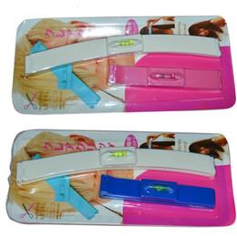 Haarschnitt-kit online-Hohe Qualität Haarspange Professionelle Trimmen Bangs Premium Haircutting Werkzeuge Pack Guide Schichten Pony Cut Kit Haarspange 50 Stücke