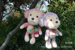 Wholesale Doll Legs - Little Cucu New Pattern Long Leg Will Mouth Monkey Originality Monkey Lint Toys Heat Pin. Will Mouth Monkey Doll
