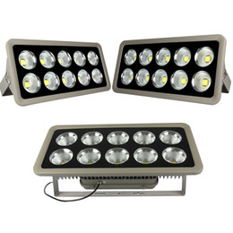 Wholesale Cob Floodlight - Warranty 3 Years + LED Floodlight COB 200W 300W 400W 500W Warm Cold White LED Flood Lights Outdoor LED Flood Lighting AC 85-265V
