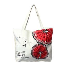Wholesale Wholesale Designer Hand Bags - Wholesale-Designer Famous Brand Big Shoulder Ladies Hand Canvas Women Messenger Tote Bag Handbags Sac A Main Femme De Marque Bolsos Bolsas
