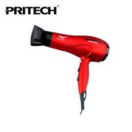 Wholesale Used Dryers - Wholesale- PRITECH Brand Professional Hair Blow Dryer DC Motor For Salon Or Family Use Big Power 2000W Styling Tools Free Shipping
