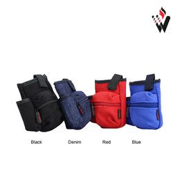 Wholesale Diy Cigarette Case - Electronic Cigarette Vape Pocket Bag Vapor Tool Kit Bag for RBA RDA Mechanical Mod DIY Tool Carry box Mod Bag Case