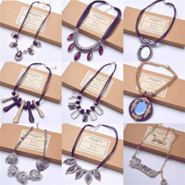 Wholesale Woman Bikini China - 9 deisgns Bridal pendant Necklaces zircon chain necklace sets high-end Fashion Bohemian Bikini Beach women jewelry gifts