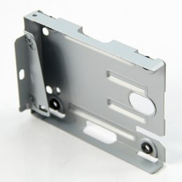 Wholesale Sata Hard Drive Caddy Usb - Wholesale- YOC-Slim Metal Hard Disk Drive HDD Mounting Bracket Caddy For PS3 CECH-400X Series