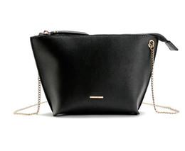 Embalagem europa on-line-O pacote de cadeia pacote de bolinho de massa da marca messenger bag Europa e o contratado onda única bolsa de ombro bolsa feminina