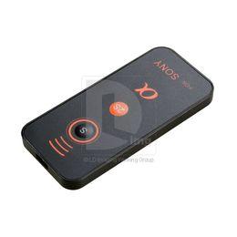 Wholesale Alpha Wireless - Wholesale- New Wireless IR Infrared Remote Control for Camera Alpha A230 A290 NEX-6 NEX-7 NEX-5R NEX-5N 017623 Wholesale Free Shipping