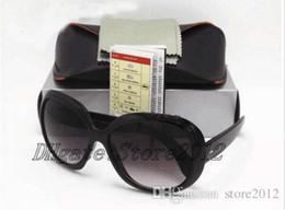 Damen-Entwerfer 4098 Jackie Ohh II der heißen Verkaufs-neuen Frauen Sonnenbrille-weiße Gläser mit Kasten-Fall 5 Farben, zum der Qualität zu wählen von Fabrikanten
