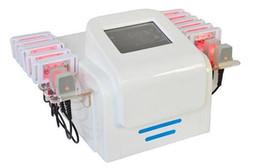 Wholesale Liposuction Machine Price - 100mw 16 laser pads non-surgical liposuction laser slim machines price