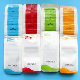 15 * 10.5 / 14 * 8 cm fermeture à glissière en plastique sac de vente au détail paquet paquet accrocher trou Poly emballage pour câble USB poly sac d'emballage opp ? partir de fabricateur