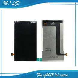 Wholesale Iq Style - Wholesale-New Arrival For Fly IQ4415 Quad ERA Style 3 IQ 4415 LCD Screen Display Replacement Repair Part Screen