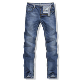 Wholesale Fashion Cheap Clothing - Wholesale- New Hot Men's Clothing Casual Jeans Male Long Trousers Arrival Design Slim Fit Fashion Jeans For Men Cheap Skinny Jeans