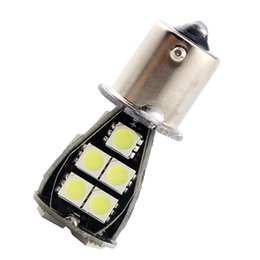 1156 ampoule ambre en Ligne-1156 BAU15S 21 SMD Ambre Jaune CANBUS OBC Aucune Erreur Voiture LED Ampoule py21w led lampe Clignotant Source De Lumière De Voiture 12V
