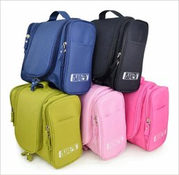 Wholesale Wholesale Bag Manufacturers - Cosmetic Bags & Cases South Korea's foreign trade waterproof New Portable Travel Wash ag custom travel bag bag bag manufacturers