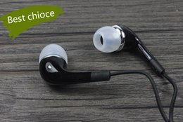 Wholesale Earphone Noise Cancelling - mobile phone Headset in computer MP3 bass music headset earphone wire Suitable for any mobile phone