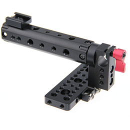 Wholesale Bmcc Rig - CAMVATE Top Handle Camera Grip Support Top Plate fr BlackMagic Cinema Camera BMCC