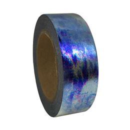 Wholesale Foil Tapes - Wholesale- 2016 New Foil Washi Tape Scrapbooking Tools Cute Decorative Cinta Adhesiva Decorativa Japanese Stationery Washi Tapes Scrapbook