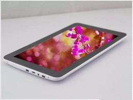Wholesale Andriod Hdmi - Quad Core 9 inch A33 Allwinner A33 Andriod 4.4 1.5Ghz Tablet PC with Bluetooth 1GB RAM 8GB ROM