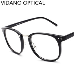 6ef678f0cec Vidano Optical 2017 New Arrival Big Square Eyeglasses For Men   Women Smart  Stylish Designer Glasses Retro Hot Casual UV400 Eyewear