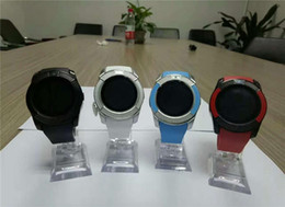Wholesale Reloj Electronic - iwatch goophone watch reloj inteligente smart watch dz09 v8 Electronic screen Factory outlet iwo smart watch