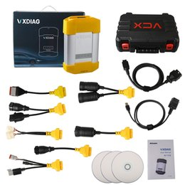 Wholesale hd chevrolet - New VXDIAG VCX HD Heavy Duty Truck Diagnostic System for CAT, For VOLVO, For HINO, And More