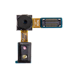 Wholesale Camera Galaxy S3 - 100PCS Front Face Camera Module Ribbon Replacement Part for Samsung Galaxy S3 S4 S5 free DHL