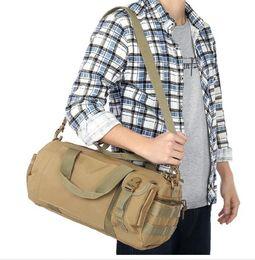 Wholesale Art Messenger Bags - 20 L Outdoor Hand Shoulder Bag Sport Bag Portable Tactical Hiking Backpacks for Camping Hiking Bags