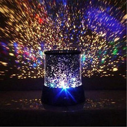 Wholesale Master Touch - New Arrival Amazing LED Star Master Colorful Starry Night Cosmos Projector Bed Side Lamp Master Light Star Projector Led Night Light