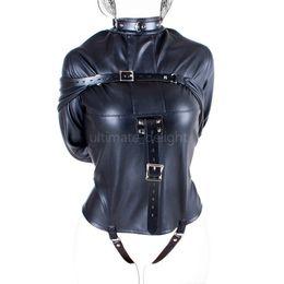 Wholesale lingerie for bondage - Black BDSM Soft PU Leather Sexy Lingerie Body Bondage Belt Slave In Adult Games For Couples,Fetish Sex Product Toys For Women